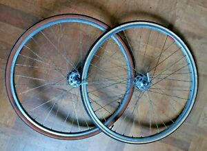 velo course roues CAMPAGNOLO RECORD 1035  jantes SUPER CHAMPION set wheel