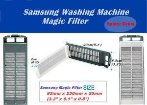 Samsung Washing Machine Magic Filter Washer Filter