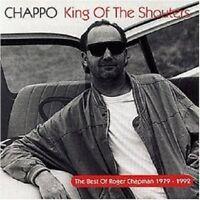 ROGER CHAPMAN - CHAPPO-KING OF THE SHOUTERS  CD 17 TRACKS CLASSIC ROCK/POP NEU