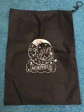 Krewe Of Morpheus Black Mardi Gras Bead Storage Bag