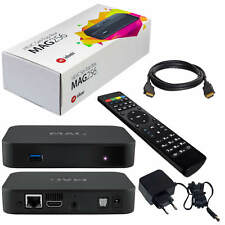 MAG 256 w1 WLAN WiFi 150M integriert onboard Streamer SET TOP BOX Internet IPTV