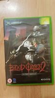 XBOX GAME BLOOD OMEN 2 THE LEGACY OF KAIN SERIES