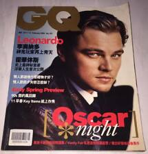 Leonardo DiCaprio Kate Bosworth Jamie Dornan 2005 FEB GQ Taiwan Edition Magazine