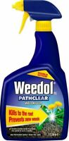 Weedol Pathclear Weedkiller Root Weed Killer 1 Litre Spray Garden Double Action
