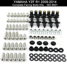 For 2009-2014 Yamaha YZF R1 2010 2011 2012 2013 Stainless Steel Fairing Screws