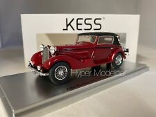 KESS MODEL 1/43 ALFA ROMEO 6C 1750 GTC CASTAGNA 1931 RED ART. KE43000300