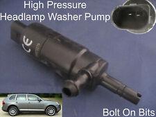Headlamp/Headlight Washer Spray Cleaning Pump Porsche Cayenne 2003 to 2009