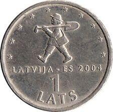 "Lettland 1 Lats 2004 ""Spriditis"""
