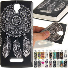 For Lenovo A2010 Back Rubber Skin Protective Cover Fashion Cute TPU Soft Case