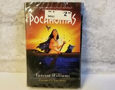 Disney Pocahontas Colors of the Wind Vanessa Williams Cassette Audio Tape Sealed