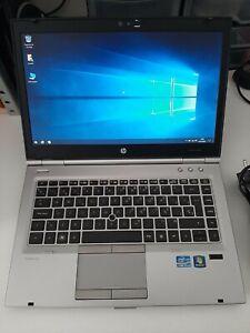 PORTATIL HP HP ELITEBOOK 8460P INTEL CORE I5 2 GENERACIÓN 4 HDD 6114163