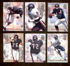 1992 PS Power Chicago Bears Set JIM HARBAUGH MIKE SINGLETARY RICHARD DENT