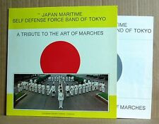 LP Japan Maritime Self Defense Force Band of Tokyo Tribute to the Art of Marches