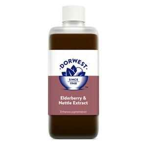 Elderberry & Nettle extract 250ml