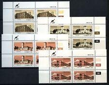 Ciskei 1983 SG#43-6 Educational Institutions MNH Blocks Of 4 Set #D64853
