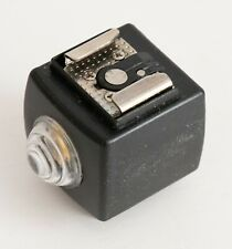 Optical Slave SYK-3 Flash Remote Trigger Sensor Canon Nikon Speedlite Hotshoe