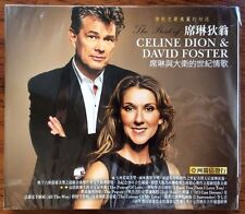 The Best of Celine Dion and David Foster Taiwan edition