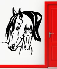 Horse Wall Stickers Animal Excellent Decor for Living Room Vinyl Decal (ig1135)
