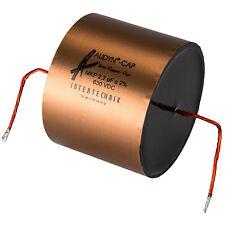 Audyn True Copper Cap 2.2uF 630V Copper Foil Capacitor
