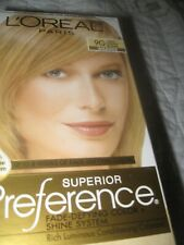 Loreal Paris Superior Preference Hair Color 9 G Light Golden Blonde