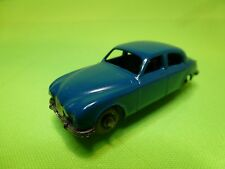 LESNEY MATCHBOX - JAGUAR 3.4 LITRE  NO= 65  BLUE   - NEAR MINT CONDITION