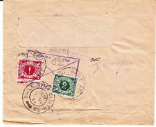 Ireland POSTAGE DUE-SG#D5(scarce)#D8(x3)#D6-1951-see other side-SCARCE USAGE