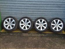 "JAGUAR XF Set of 18"" Inch Alloy Wheel 245/45R 18 2008"