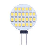 10 G4 Warm White 24 LED 3528 SMD Spot Light Lamp Bulb DC 12V DWSZHK