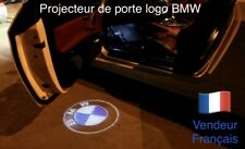 2 Ampoules, lampes, projecteur Logo pour porte de voiture BMW série 3, 5, 6, 7