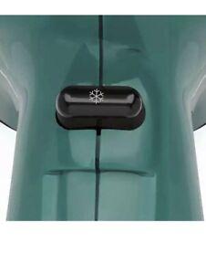 Revlon RVDR5036EME 1875W Volume Booster Hair Dryer - Emerald Green
