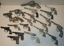 Variety of Vintage Cap Guns...1950's/60''s..