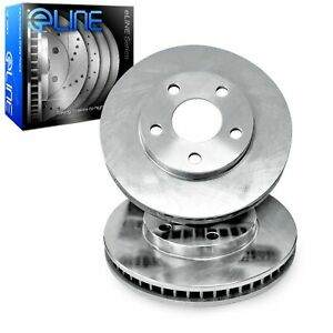 For 1975-1989 Dodge W300, W350 Front O.E Replacement Brake Rotors