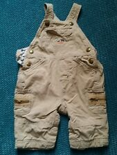 baby GAP winter dungarees boy spring 3-6 months
