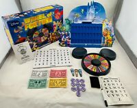 2008 Disney Wheel of Fortune Game by Pressman Complete in Great Cond FREE SHIP