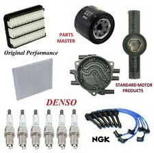 Tune Up Kit Filters Cap Wire Spark Plugs For MITSUBISHI ECLIPSE V6 3.0L 2005