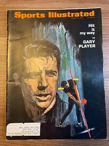 1966 Sports Illustrated GARY PLAYER 03/21/1966