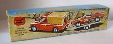 Repro Box Corgi Gift Set Nr.17 Landrover with Ferrari