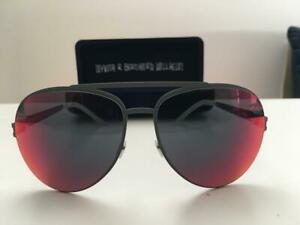Mykita ERWIN Basalt sunglasses W/ Case 61/15/145