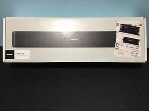 Bose Solo 5 TV Sound Bar New In The Box