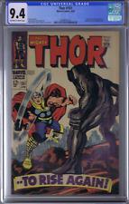 Thor #151 Marvel 1968 CGC 9.4 ( Near Mint ) appearance by Ulik & Destroyer