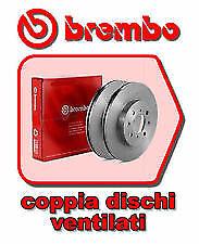 COPPIA DISCHI FRENO BREMBO ANT ALFA ROMEO MITO (955) 1.4 T-JET