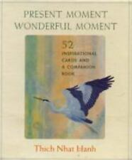 Present Moment Wonderful Moment Gift Box, , Nhat Hanh, Thich, New, 2006-10-10,