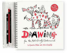 Drawing for the Artistically Undiscovered by Quentin Blake, John Cassidy (Mixed