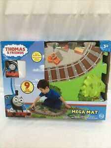 Thomas & Friends Mega Mat Soft Foam Mat with Train Exc Con