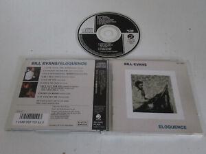 Bill Evans – Eloquence / Fantasy – VDJ-1569   CD ALBUM