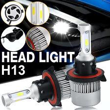 H13 9008 CREE LED Headlight Conversion Kit 1100W 165000LM HI-LO Beam Bulbs 6000K