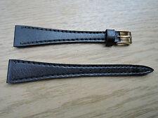 Leder Uhrenarmband 16mm  b43