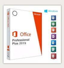 MS Office 2019 Professional Plus Produkt-Originalschlüssel für die Lizenz Digita