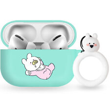 Genuine Over action Rabbit Finger Ring AirPods Pro Soft Case made in Korea