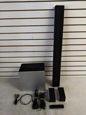 "New Listing36"" Vizio Sound Bar Speaker with Subwoofer (Fi 688)(J)"